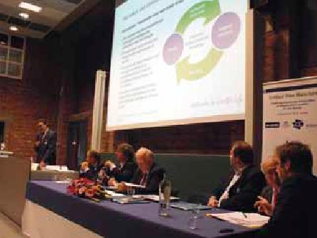 KU Leuven, UGent, Umicore en TNO verenigen zich in het Urban Mining Platform