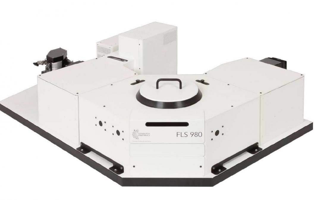 Spectrofluorimeter Edingburgh Instruments FLS-980
