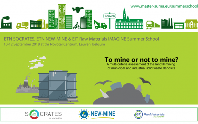 Register for Summer School To mine or not to mine