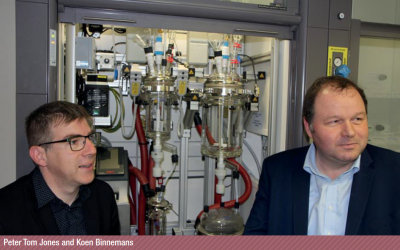Science for Society: interview with Binnemans and Jones
