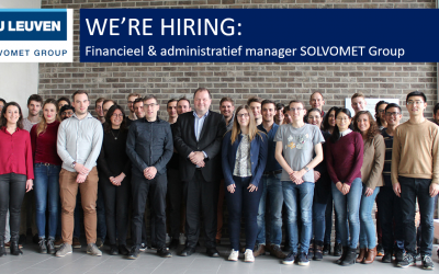 Open position: Financieel & Administratief Manager (FAM)